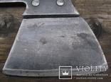 Сокирка мисливська ссср, клеймо. photo 10
