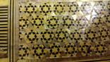 Шкатулка инкрустированная костью и латунью,Иран 60-е гг., фото №6