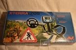 Металлодетектор Minelab X-Terra-705 + катушка Nel