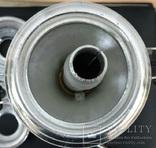 Алюминиевый мини самовар, фото №7