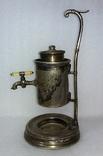 Старинная кофеварка. 19 век. Европа.