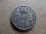 2 шиллинга  1950 Великобритания    (9.2.12)~, фото №2