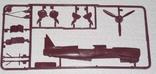 Сборная модель самолёта Файерфлай ФР-1, фото №4