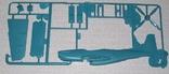 Сборная модель самолёта F-405, фото №4