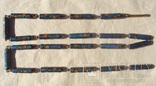 Бусы серебро, перегородчатая эмаль (клуазоне)., фото №5