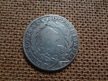 20 крейцеров 1766 Германия серебро    (9.12.10), фото №2