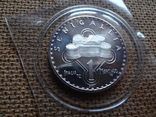 1 маренго 1972 Италия Сенигалия серебро, фото №3