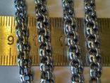 Цепочка 6 серебро photo 2