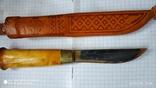 Финский нож Marttini photo 3