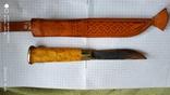 Финский нож Marttini photo 6