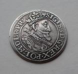 Орт 1615 года. Сиг. ІІІ Ваза. Гданьск. photo 6