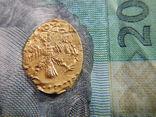 Золотая чешуйка - Золотой в 1/4 угорского Алексея Михайловича photo 5