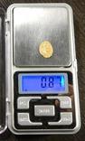 Золотая чешуйка - Золотой в 1/4 угорского Алексея Михайловича photo 11