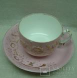 Чашка и блюдце Кузнецов №2 photo 2