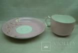 Чашка и блюдце Кузнецов №2 photo 3