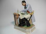 Фигура Наполеон (Фарфор Мануфактура Dresden) photo 3