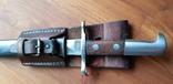 Штик ніж Швейцарський Шмідта-Рубіна з підвісом., фото №2