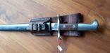 Штик ніж Швейцарський Шмідта-Рубіна з підвісом., фото №5