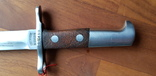 Штик ніж Швейцарський Шмідта-Рубіна з підвісом., фото №9