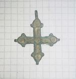 Хрестик КР