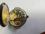 Старинные часы в серебре на восстановление photo 2