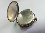 Старинные часы в серебре на восстановление photo 3