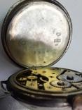 Старинные часы в серебре на восстановление photo 6
