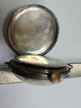 Старинные часы в серебре на восстановление photo 10