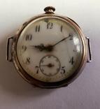 Старинные часы в серебре на восстановление photo 1