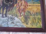Картина три богатыря (копия), фото №5