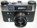 Фотоаппарат ФЕД 5С photo 6