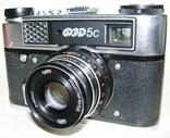 Фотоаппарат ФЕД 5С photo 8