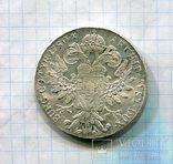 Австро-Венгрия Талер 1780х aUNC Мария Терезия, фото №3