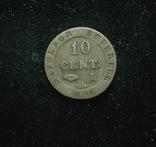 Франция 10 сантим 1808 І биллон