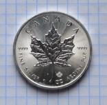 5 доларів 2015р. Канада. Ag 9999*. P= 1oz., фото №7