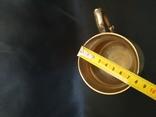 Бокал 1984г, вес 400грам, фото №8