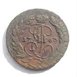 2 коп 1763 г, фото №3