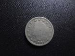 5 центов 1901  США   (С.1.23)~, фото №2