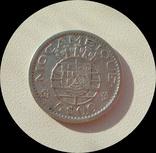 Португальский Мозамбик 5 эскудо 1960 г.