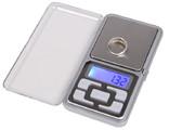 Весы карманные ювелирные до 200 грамм с шагом 0.01 грамм