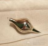 Игрушка на ёлку сосулька., фото №2