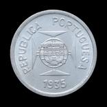1 Рупия 1935, Португальская Индия photo 2