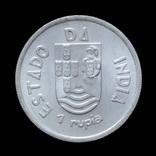 1 Рупия 1935, Португальская Индия photo 1