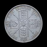 1 Флорин 1888, Великобритания aUNC