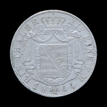 Талер 1844, Саксония