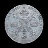 1 Талер 1788 В, Австрия, фото №3