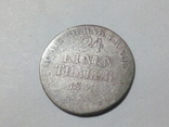 1/24 талера 1831 Анхальт Бернбург photo 2