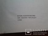 Книга про футбол О.Блохина, 1986 г., фото №5