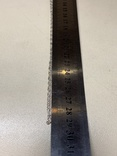 Цепочка серебряная 925 проба 2,06 грам не ношеная photo 3