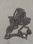 Цепочка серебряная 925 проба 2,5 грам не ношеная photo 1